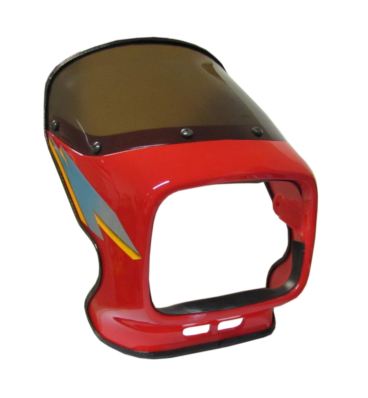Headlight-Fairing-Fits-Suzuki-GS125-Red-Each