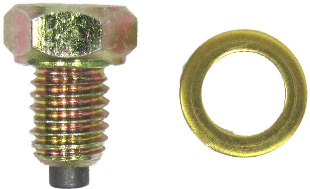 Kawasaki KX 250 K 1996-1998 Sump Bolt Plug (Each) K9206-61437