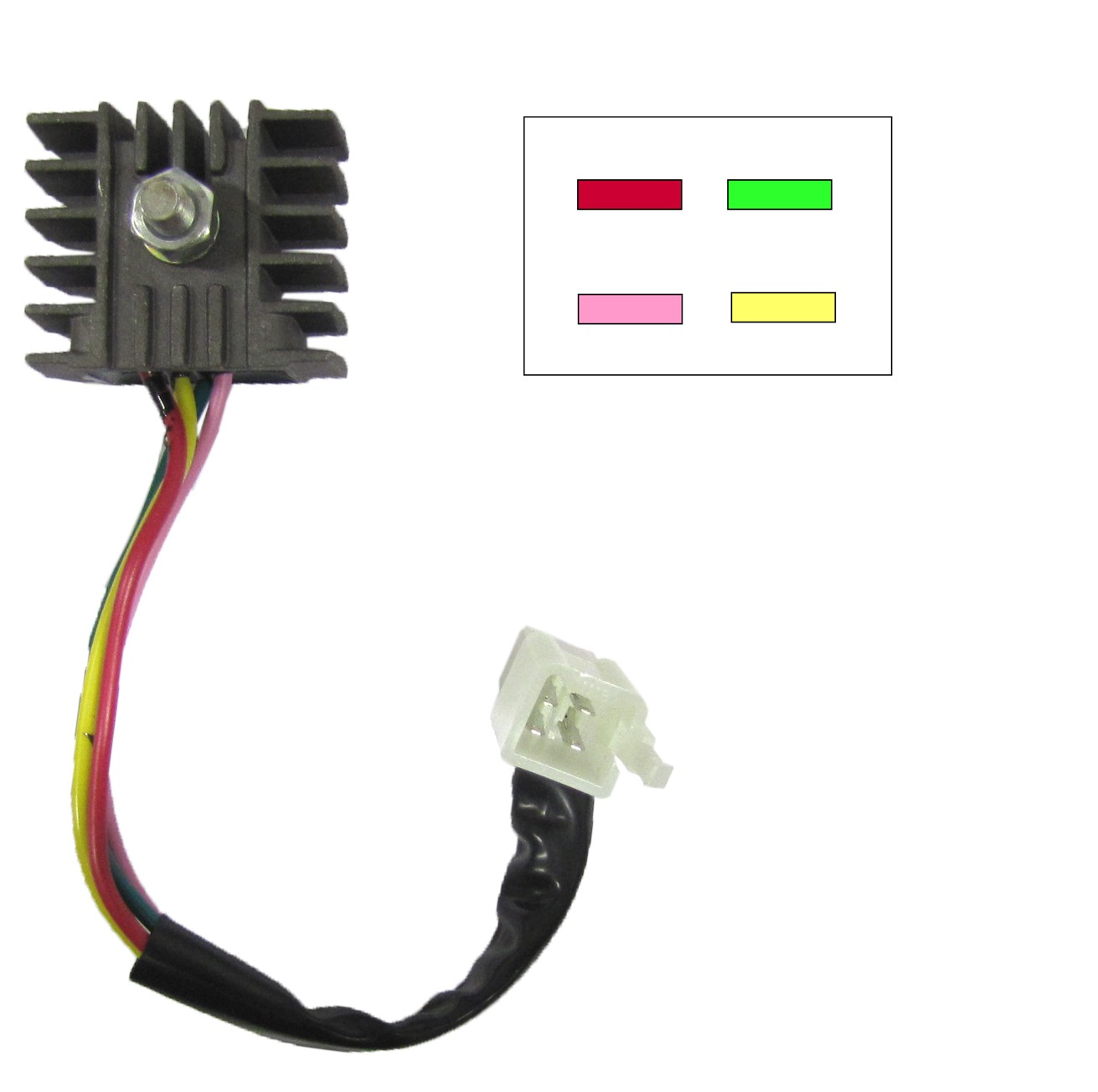 Volvo C90 Price: Rectifier Fits Honda 4 Wire Type Ideal Replacement For C90