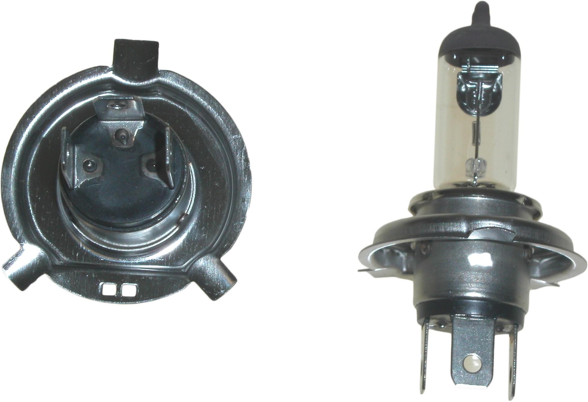 Suzuki GSF 650 Bandit (Naked/No ABS) (UK) 2005-2010 Headlight Bulb 1 (Per 10)