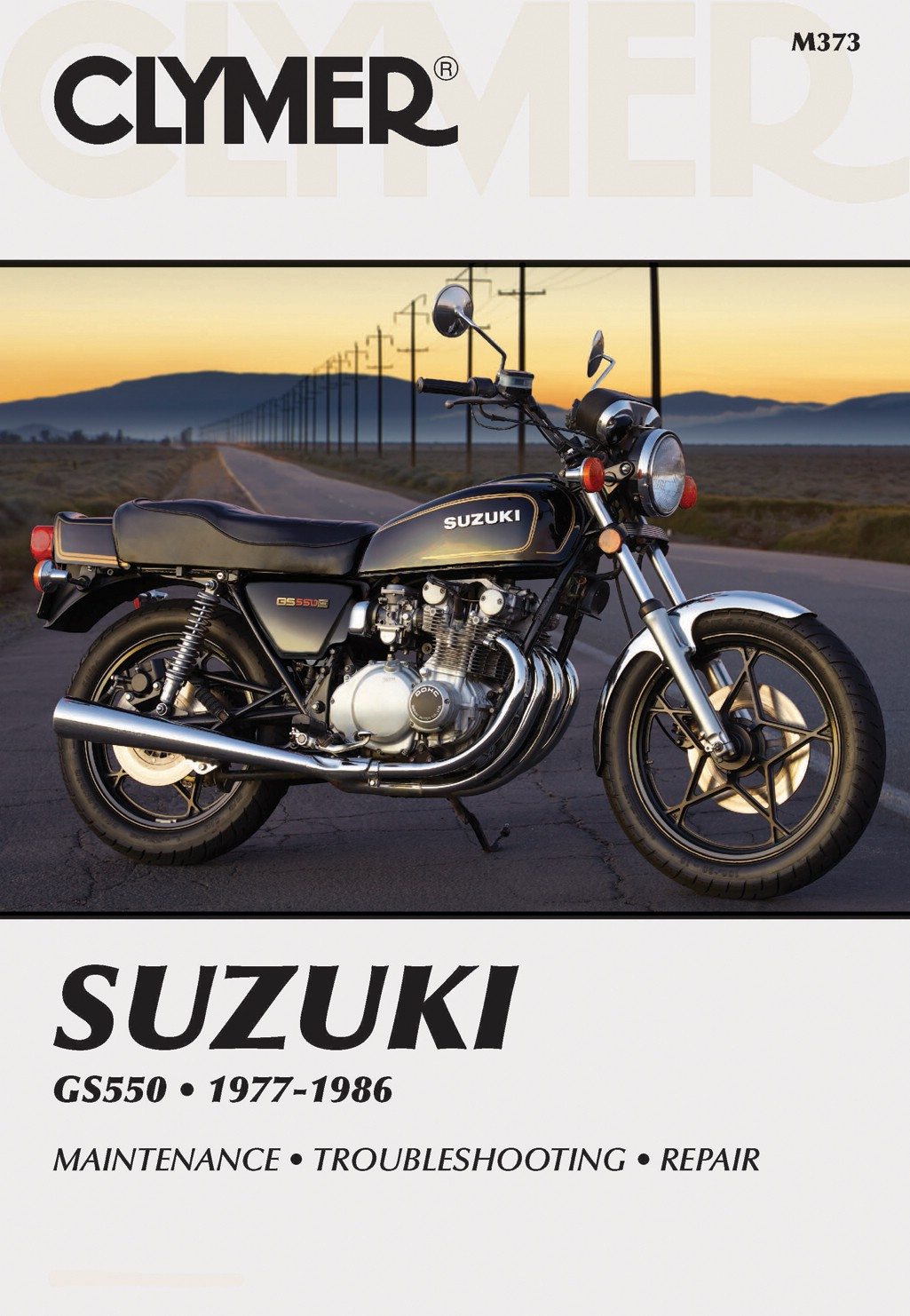 suzuki gs 550 m katana europe 1982 manuals clymer each ebay rh ebay co uk Suzuki Katana 600 Suzuki Katana 1000