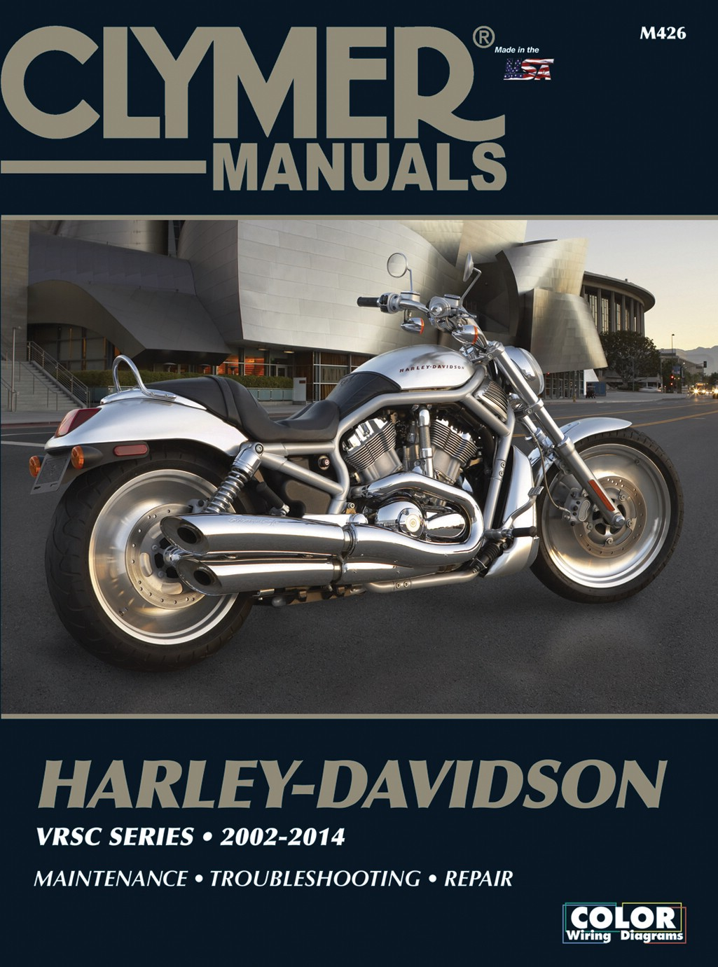 Harley Davidson Vrscb Service Manual 1975 Sportster Wiring Diagram Pdf 1130 V Rod 2004 2005 Manuals Clymer Each Rh Ebay Co Uk Maintenance