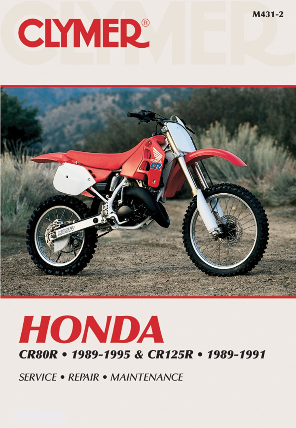 Image is loading Fits-Honda-CR-125-R-Europe-1989-1991-