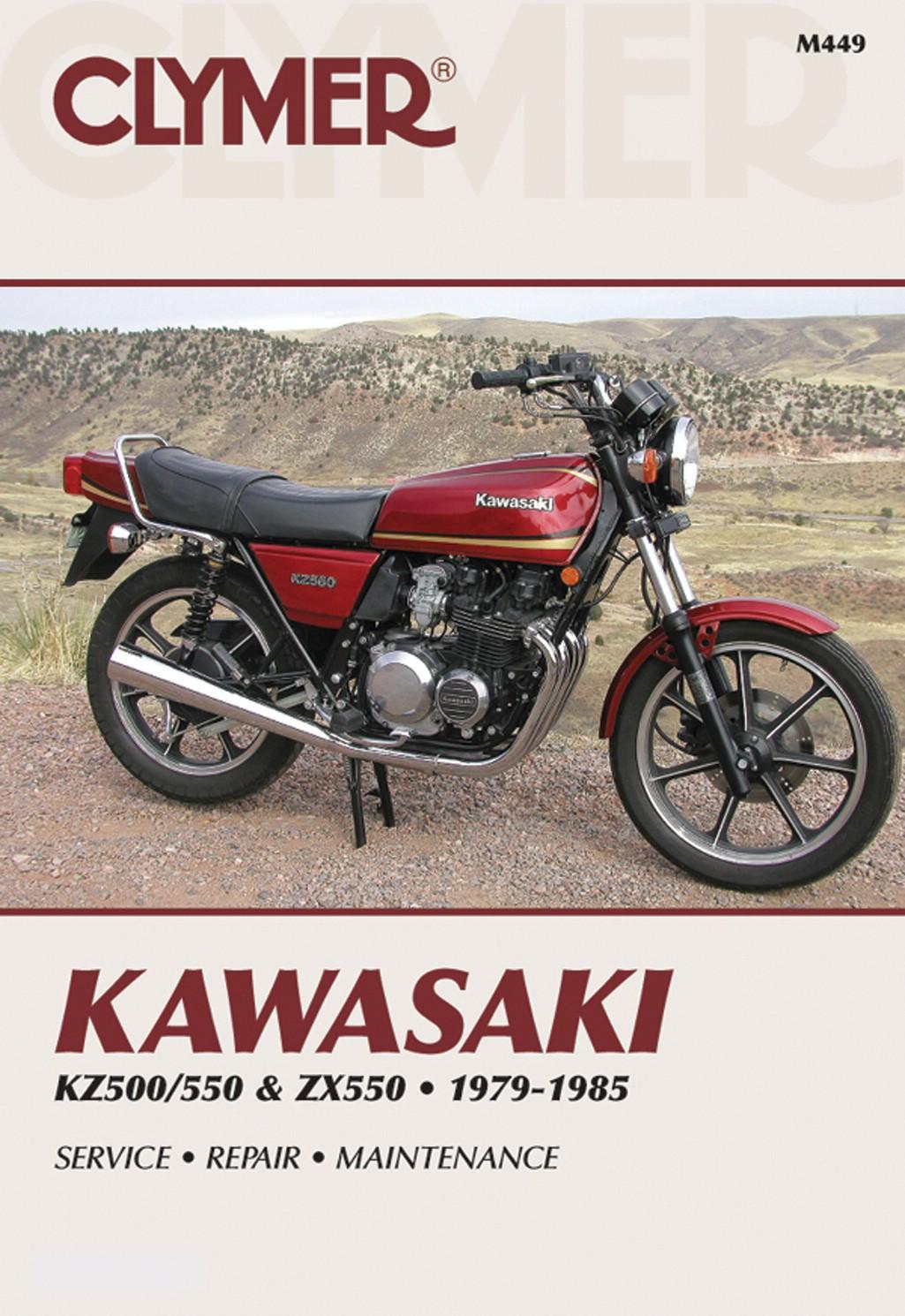 Kawasaki Gpz 550 H1 Manual 2019 Ebook Library S3 Wiring Diagram Image Is Loading H Kz550h 1982 Manuals
