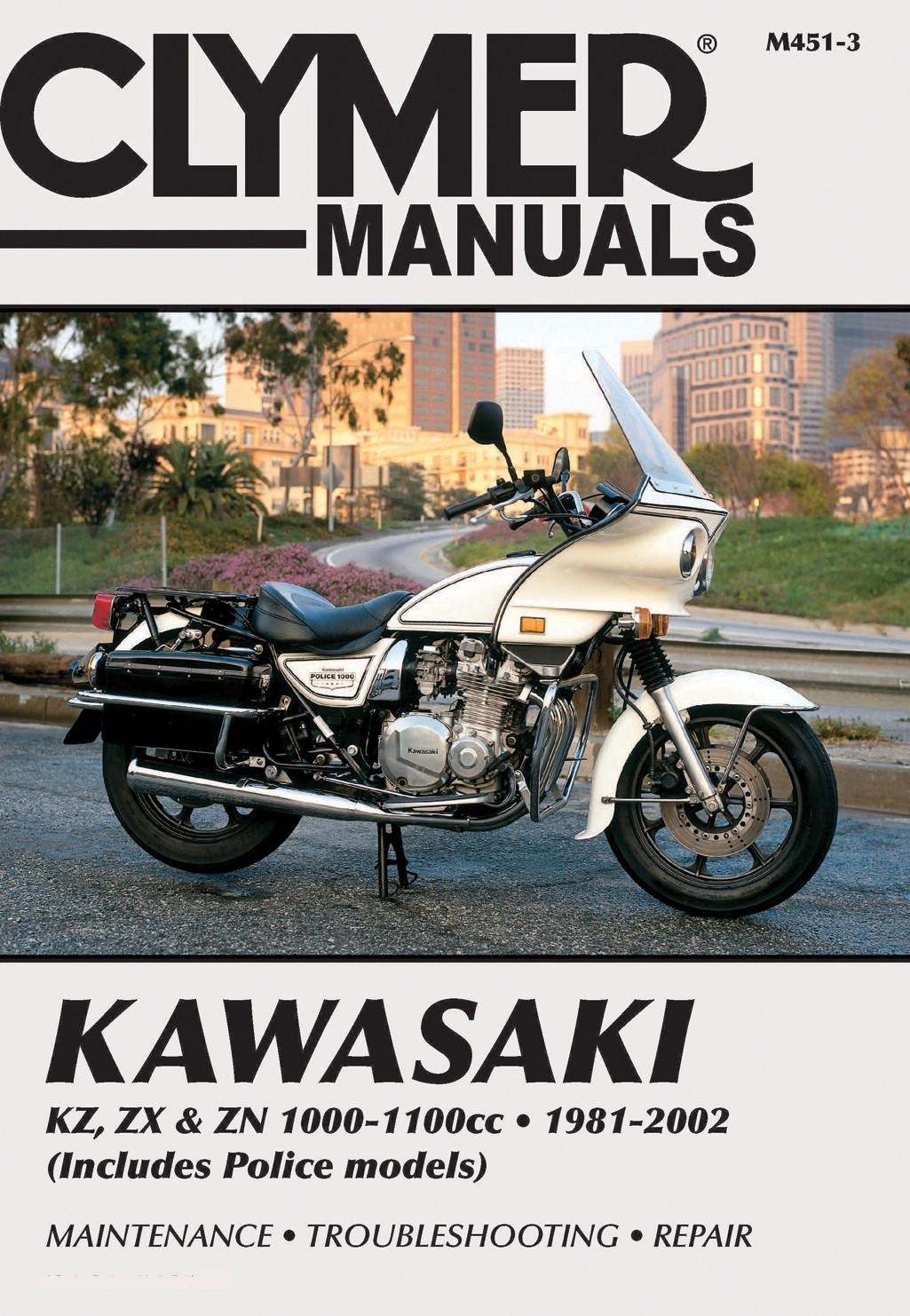 kawasaki gpz 1100 zx1100a 1983 1985 manuals clymer each ebay rh ebay co uk kawasaki gpz 1100 workshop manual free download kawasaki gpz 1100 manual download