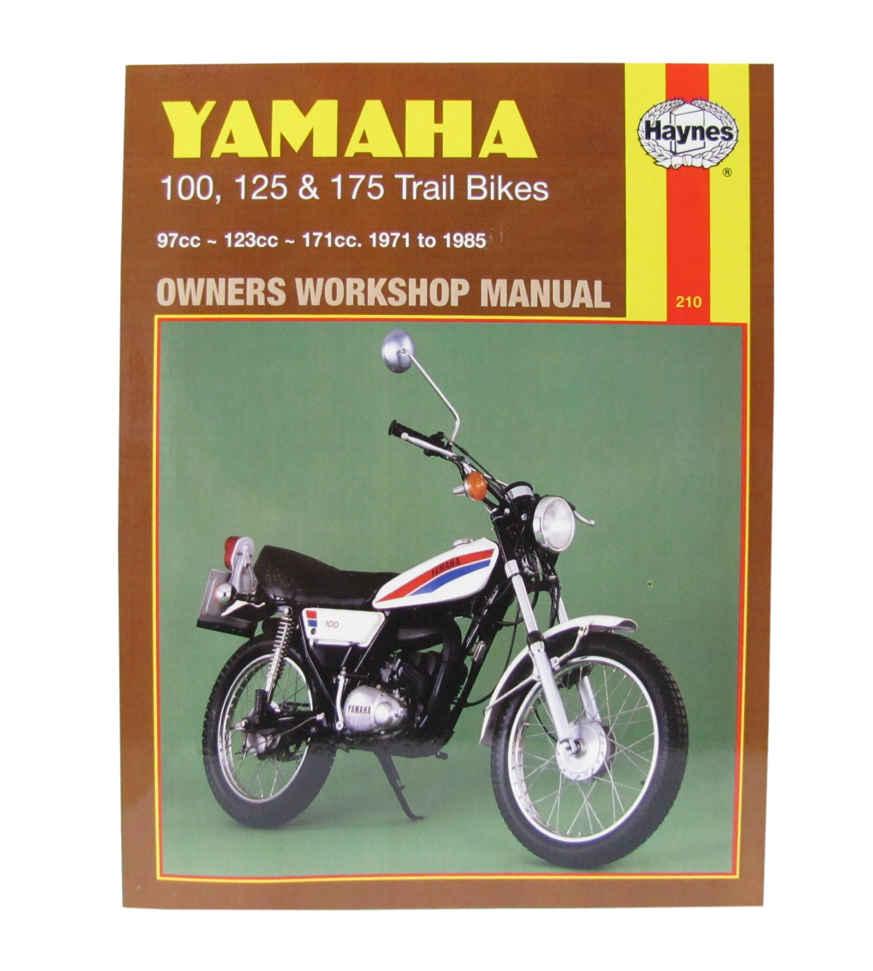 Image is loading Haynes-Manual-Yamaha-DT100-76-83-DT125-MX-