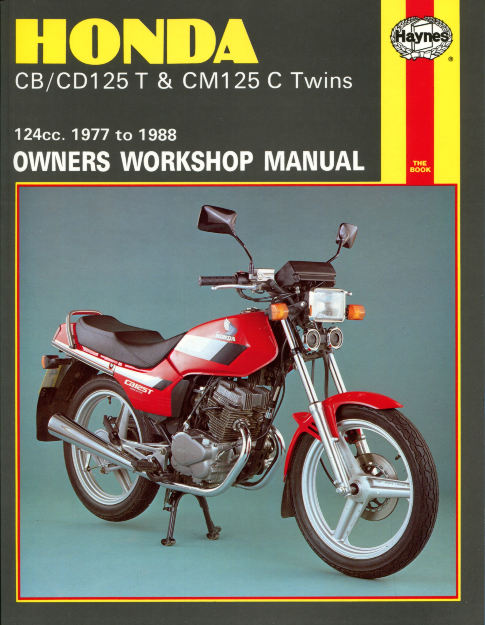 Image is loading Fits-Honda-CD-125-T-Benly-Twin-Europe-