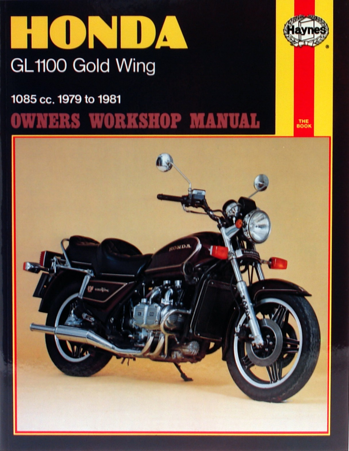 1984 honda goldwing aspencade owners manual