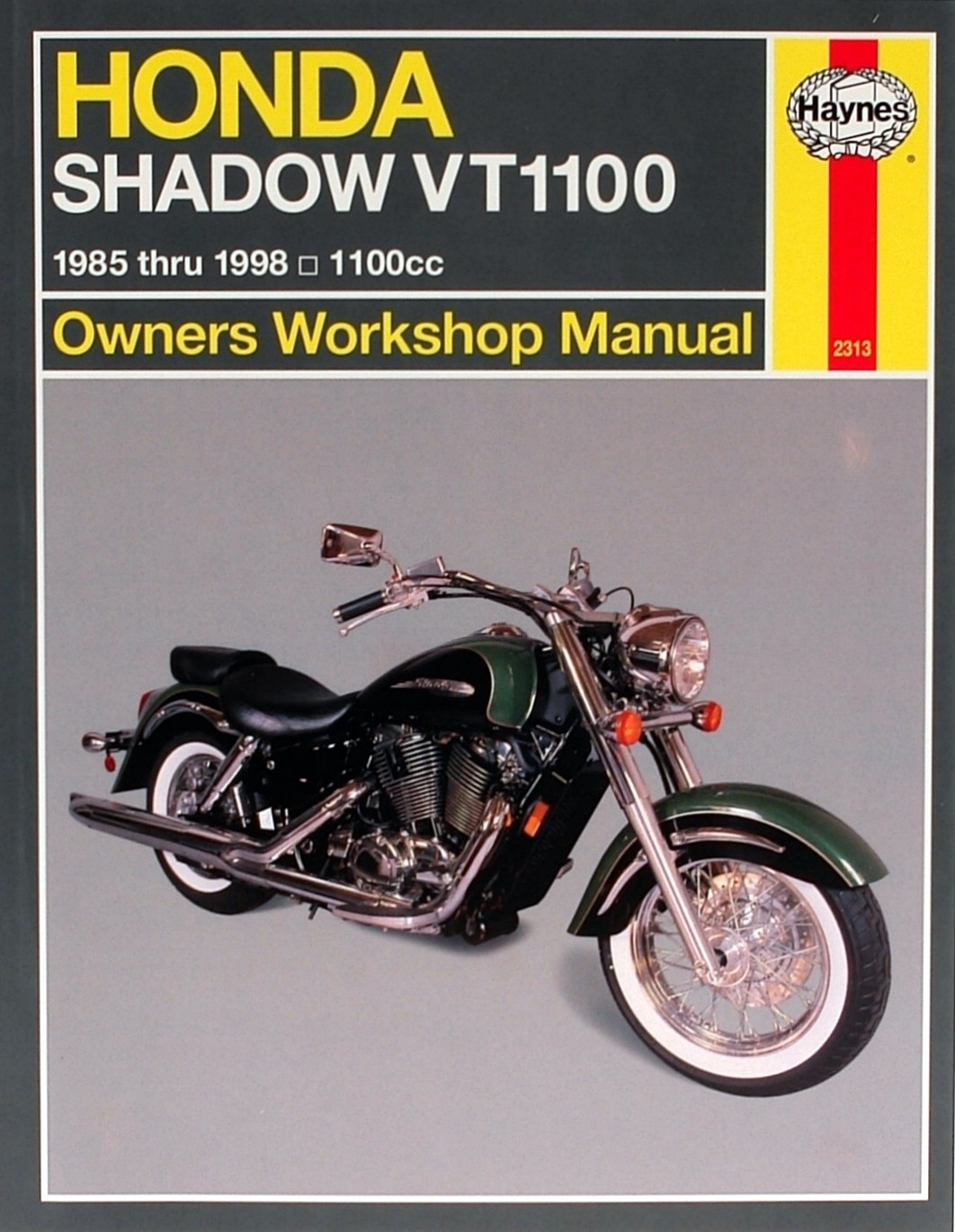 fits honda vt 1100 c2 shadow sabre usa 2003 2007 manuals haynes rh ebay co uk 2007 Honda Sabre Accessories 2007 honda shadow spirit 1100 service manual