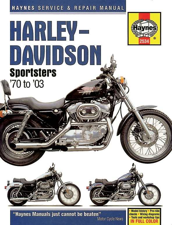 harley davidson xlh 1200 sportster 1988 2000 manuals haynes each rh ebay co uk 883 vs 1200 Sportster Engine 1200 Laminitatorhd