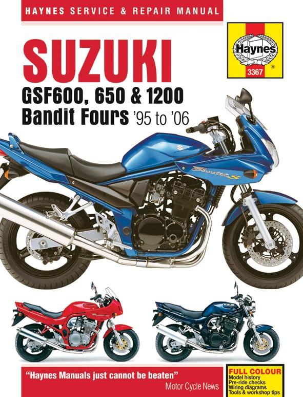 suzuki gsf 650 s bandit faired no abs uk 2005 2006 manuals rh ebay co uk Suzuki SV650 Suzuki Bandit 600