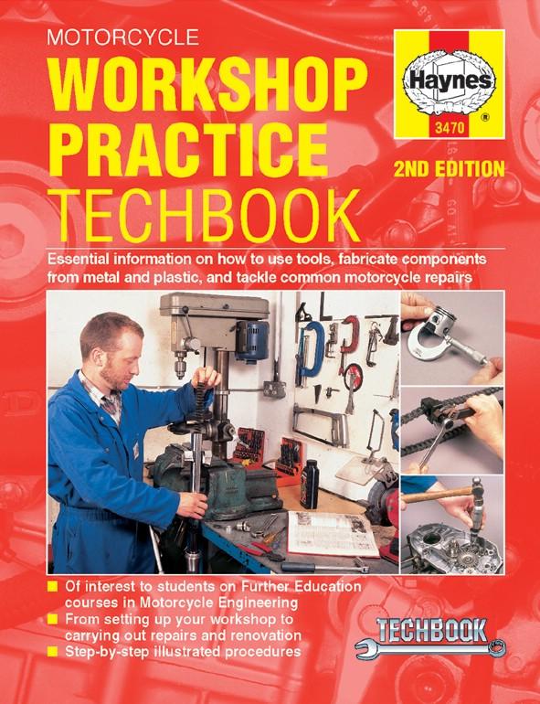haynes manual motorcycle workshop practice techbook 2nd edition rh ebay co uk