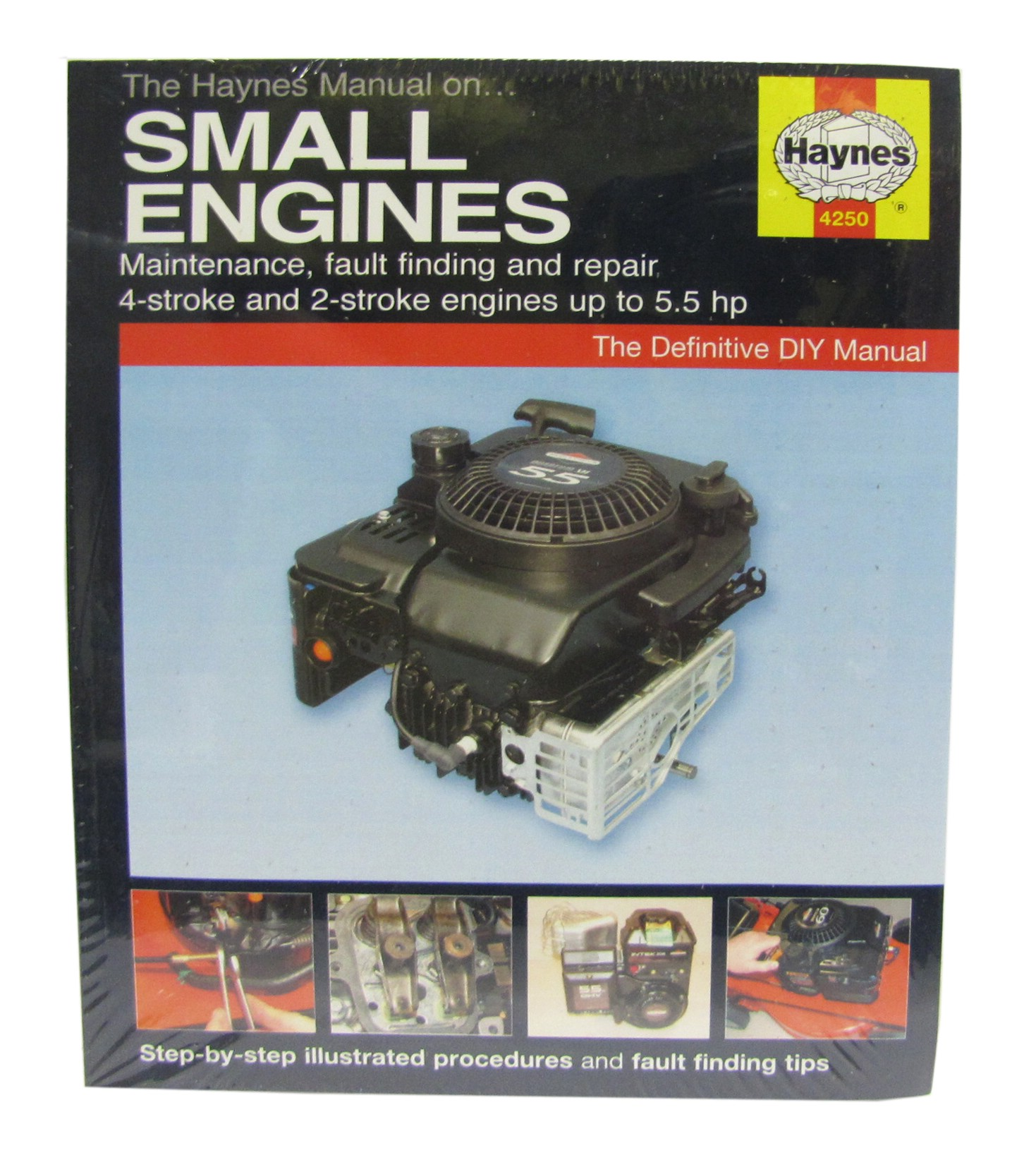 Image is loading Haynes-Manual-Small-Engines-4T-amp-2T-Engines-