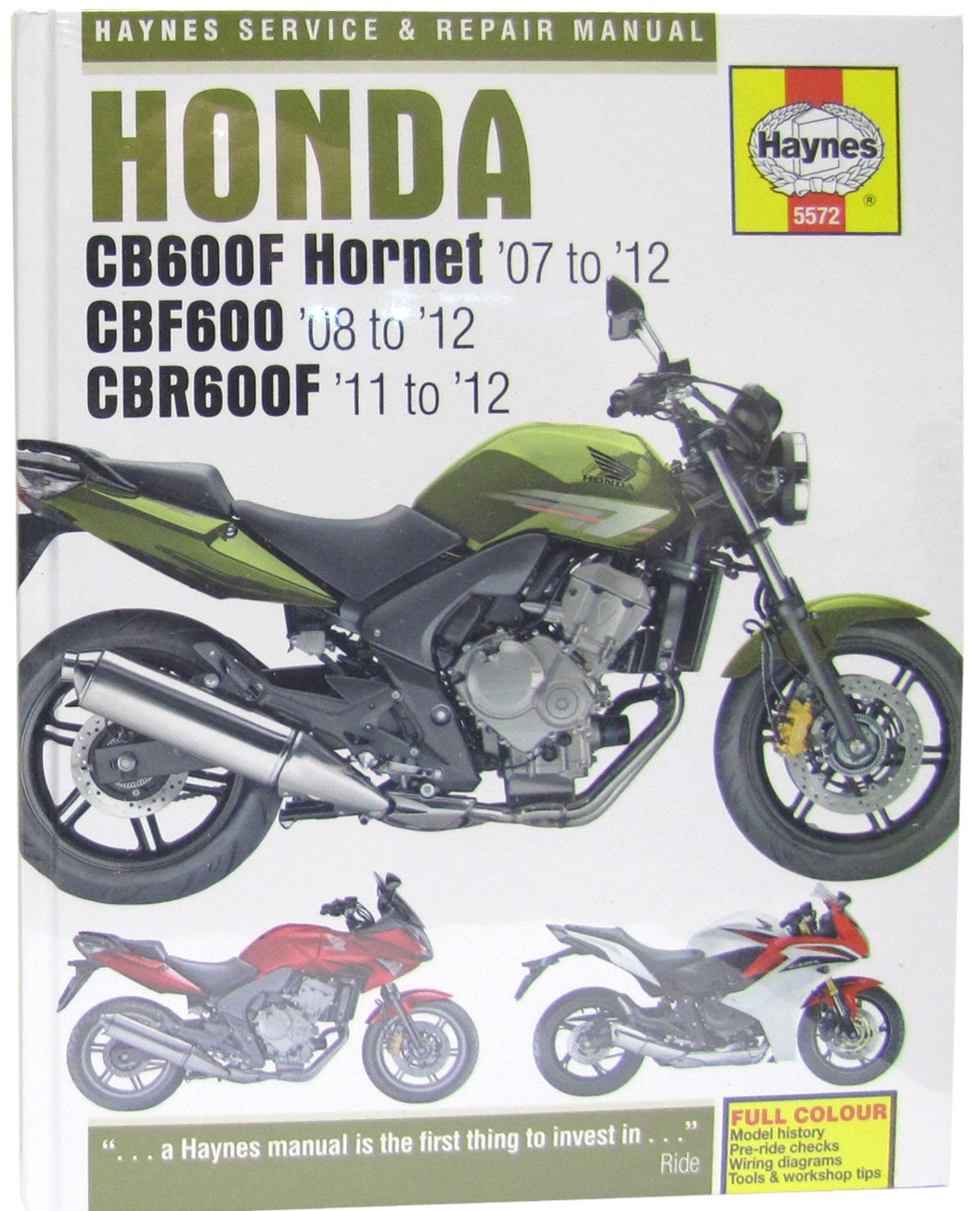 Image is loading Fits-Honda-CBR-600-FA-Inc-ABS-UK-